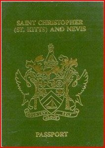 St. kitts passport 212x300 Economic Citizenship in St. Kitts